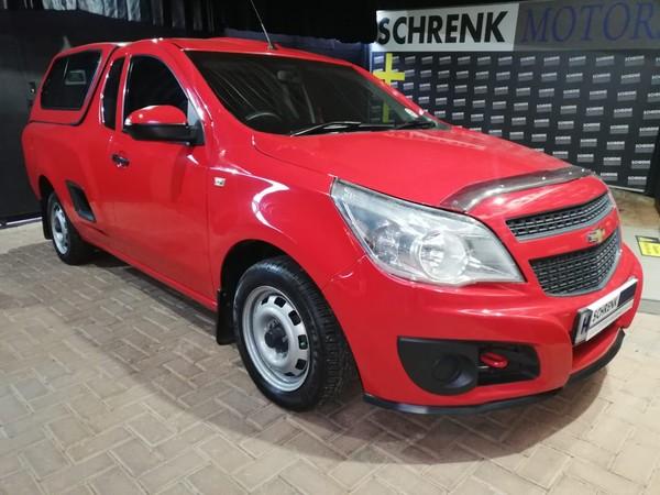 2015 Chevrolet Corsa Utility 1.4 Sc Pu  Gauteng Krugersdorp_0