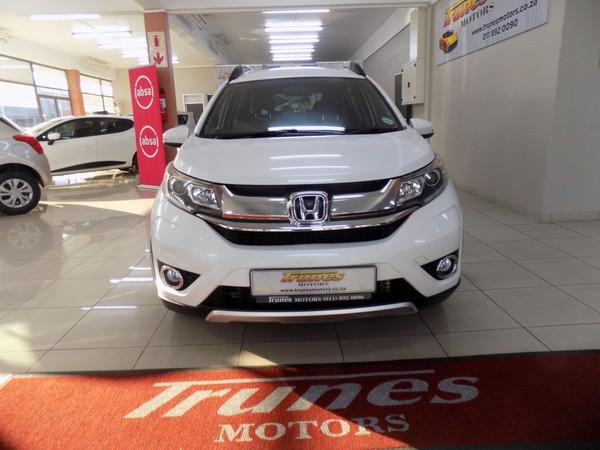 2017 Honda BR-V 1.5 Elegance CVT Gauteng Boksburg_0