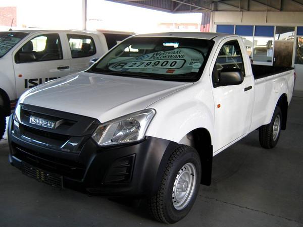 2020 Isuzu D-MAX 250C Fleetside Single Cab Bakkie Limpopo Polokwane_0