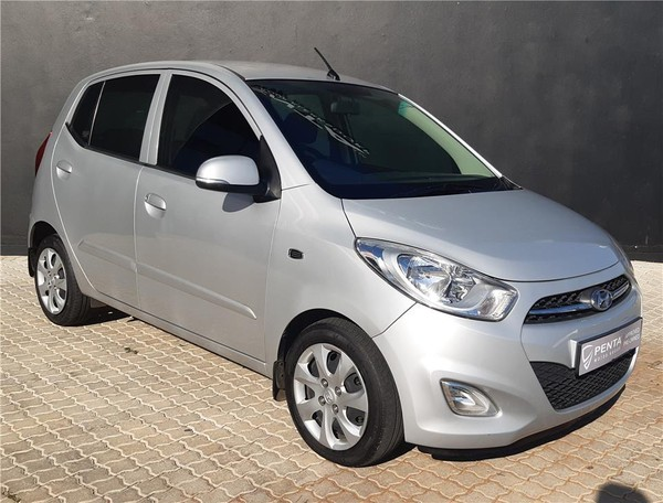 2013 Hyundai i10 1.1 Gls  North West Province Klerksdorp_0