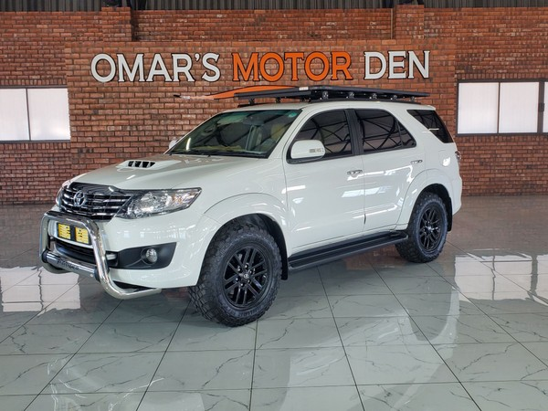 2013 Toyota Fortuner 3.0d-4d Rb  Mpumalanga Witbank_0
