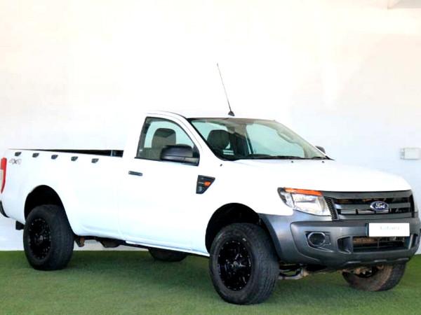 2015 Ford Ranger 2.2tdci Xl 4x4 Pu Sc  Western Cape Strand_0