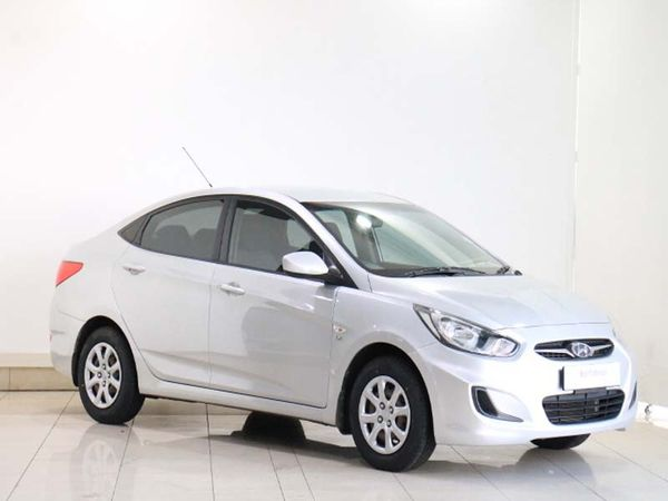2012 Hyundai Accent 1.6 Gl  Western Cape Tygervalley_0