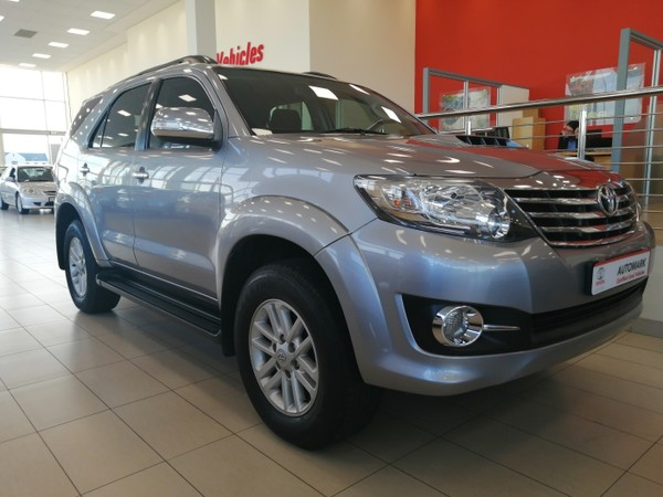 2015 Toyota Fortuner 2.5d-4d Rb At  Western Cape George_0