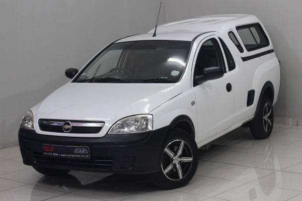 2010 Chevrolet Corsa Utility 1.4 Sc Pu  Gauteng Nigel_0