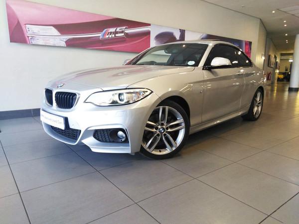 2017 BMW 2 Series 220i Sport Line Auto Gauteng Four Ways_0
