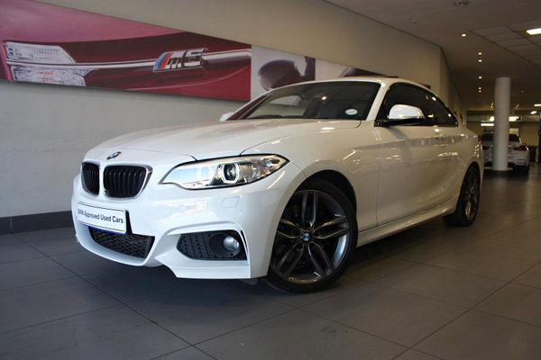 2015 BMW 2 Series 228i M Sport Auto Gauteng Four Ways_0