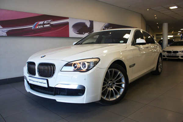2010 BMW 7 Series 750i f01  Gauteng Four Ways_0