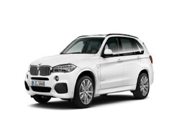 2016 BMW X5 xDRIVE50i M-Sport Auto Gauteng Four Ways_0