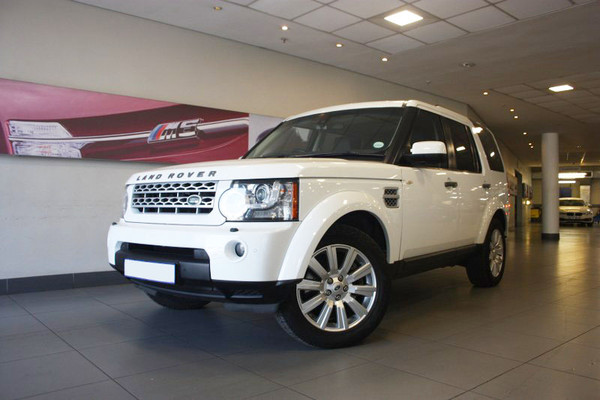 2012 Land Rover Discovery 4 3.0 Tdv6 Hse Lux Ed  Gauteng Four Ways_0