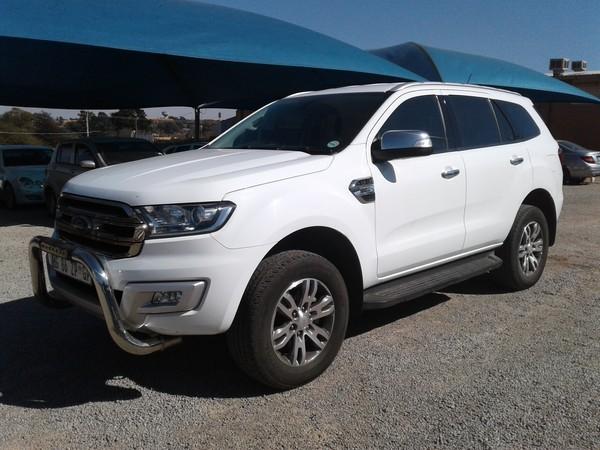 2018 Ford Everest 2.2 TDCi XLT Auto Gauteng Roodepoort_0