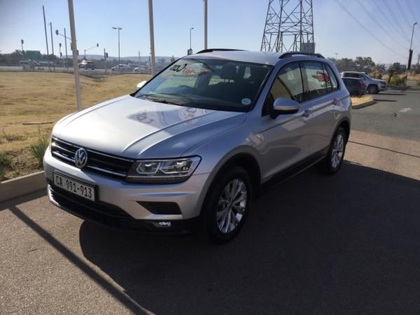 2018 Volkswagen Tiguan 1.4 TSI Trendline DSG 110KW Gauteng Pretoria_0