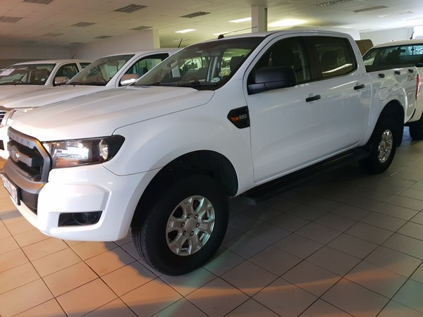 2017 Ford Ranger 2.2TDCi XL Auto Double Cab Bakkie Western Cape Worcester_0