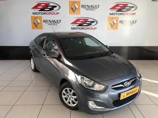 2013 Hyundai Accent 1.6 Gls At  Gauteng Pretoria_0