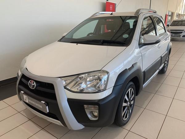2016 Toyota Etios Cross 1.5 Xs 5Dr Limpopo Northam_0