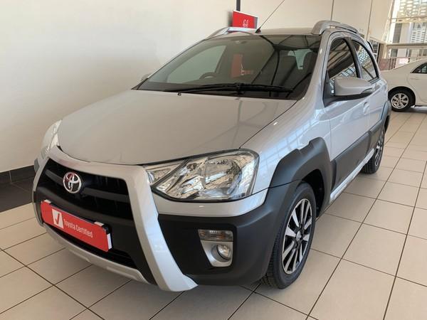 2019 Toyota Etios Cross 1.5 Xs 5Dr Limpopo Northam_0