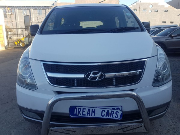 2013 Hyundai H1 2.5 Crdi Wagon At  Gauteng Johannesburg_0