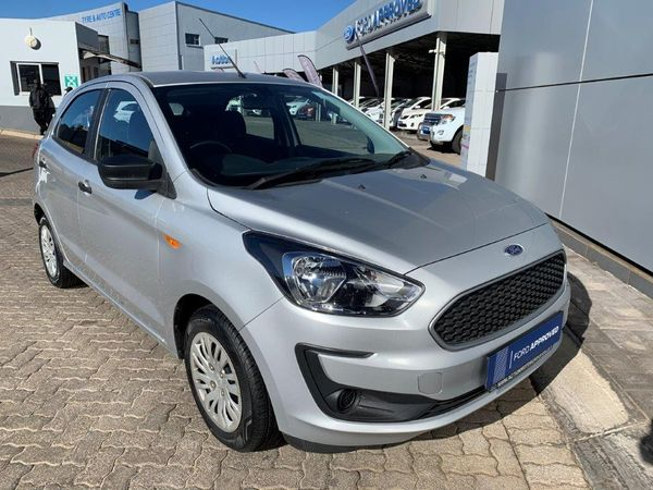 2020 Ford Figo 1.5Ti VCT Ambiente 5-Door Gauteng Krugersdorp_0