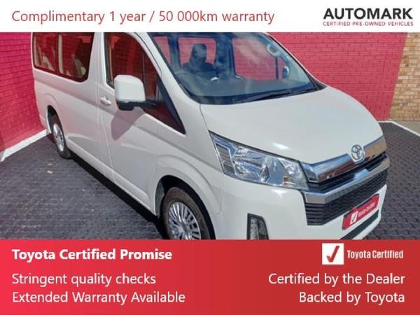 2019 Toyota Quantum 2.8 GL 11 Seat Gauteng Boksburg_0