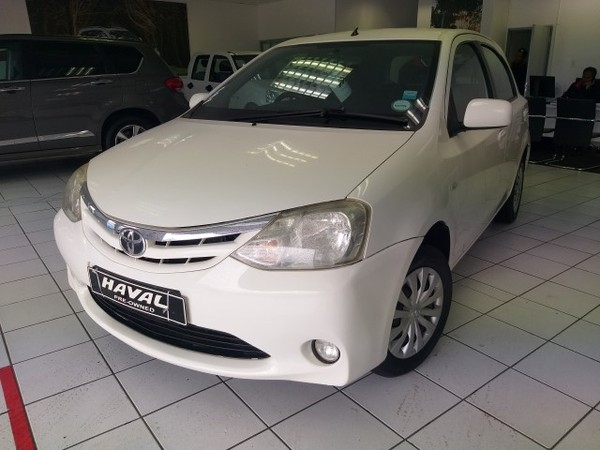 2013 Toyota Etios 1.5 Xs 5dr  Eastern Cape East London_0