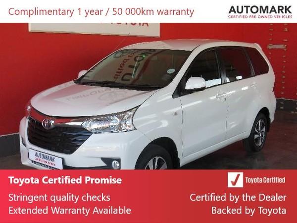 2019 Toyota Avanza 1.5 TX Limpopo Polokwane_0