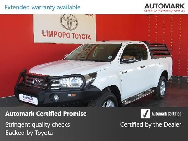 2017 Toyota Hilux 2.8 GD-6 Raider 4x4 Extended Cab Bakkie Limpopo Polokwane_0