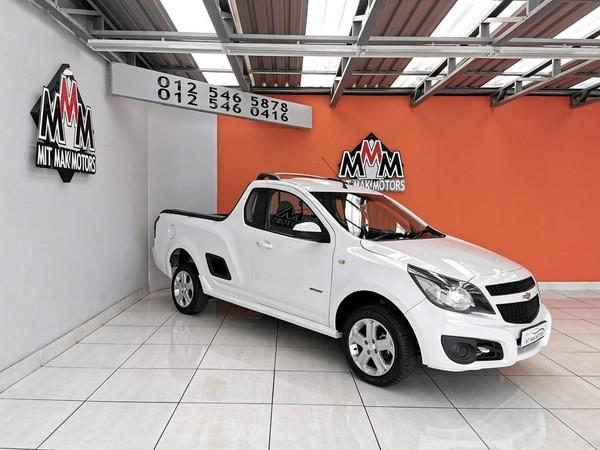 2016 Chevrolet Corsa Utility 1.8 Sport Pu Sc  Gauteng Pretoria_0