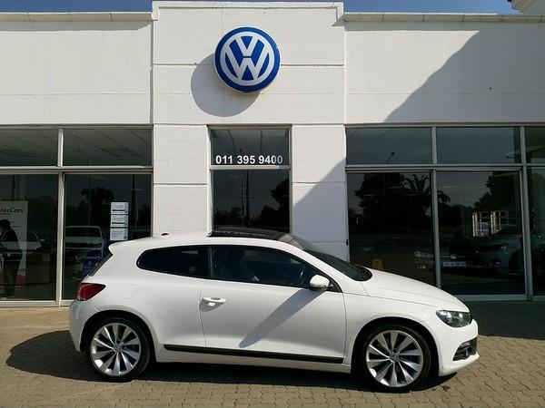 2013 Volkswagen Scirocco 2.0 Tsi Sportline Dsg  Gauteng Benoni_0
