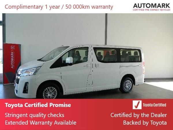 2019 Toyota Quantum 2.8 GL 11 Seat Western Cape Rondebosch_0