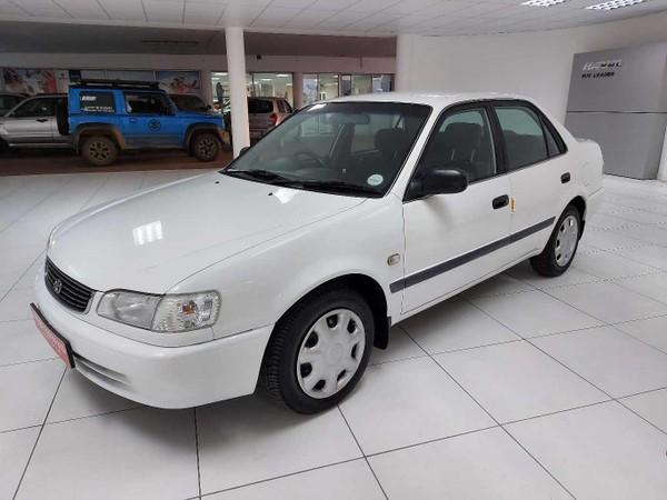 2001 Toyota Corolla 160i Gle At  Western Cape Table View_0