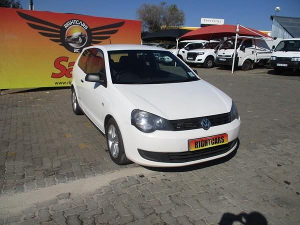 2014 Volkswagen Polo Vivo 1.6 Gt 3dr Gauteng North Riding_0