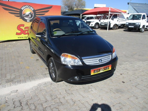 2008 TATA Indigo 1.4 Glx  Gauteng North Riding_0
