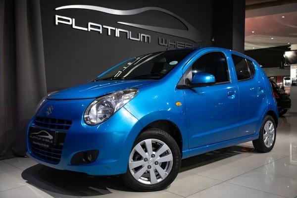 2011 Suzuki Alto 1.0 Gls  Gauteng Four Ways_0