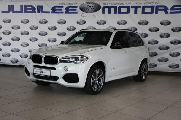 2015 BMW X5 xDRIVE30d M-Sport Auto Gauteng Springs_0