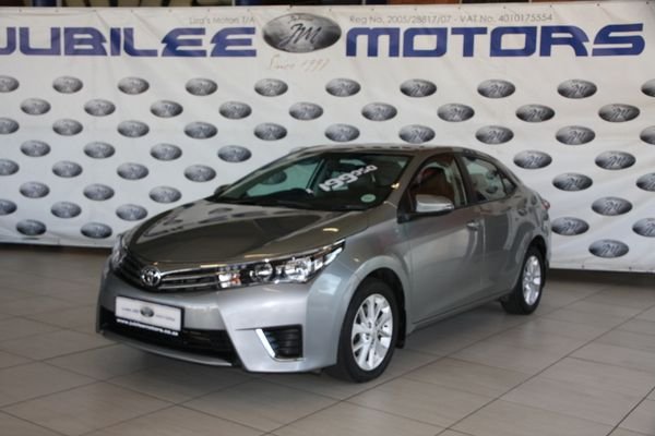 2015 Toyota Corolla 1.6 Prestige Gauteng Springs_0