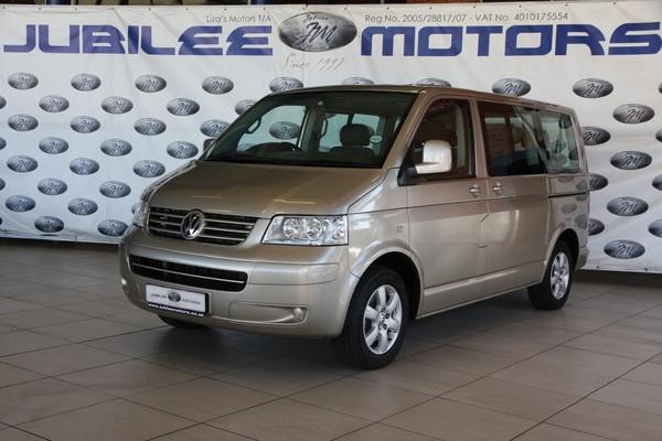 2009 Volkswagen Kombi 1.9 Tdi  Gauteng Springs_0