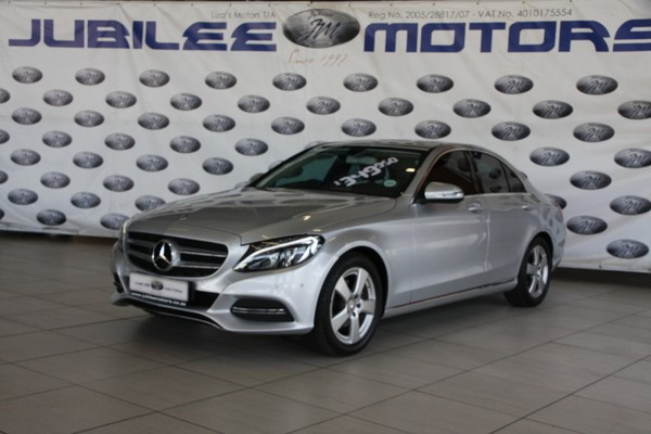 2015 Mercedes-Benz C-Class C220 Bluetec Avantgarde Auto Gauteng Springs_0