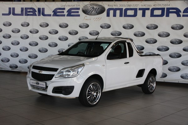2013 Chevrolet Corsa Utility 1.4 Ac Pu Sc  Gauteng Springs_0
