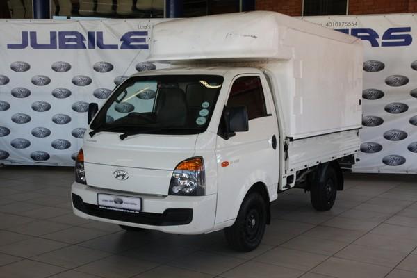 2017 Hyundai H100 Bakkie 2.6d Ac Fc Ds  Gauteng Springs_0