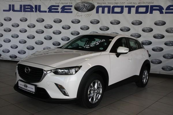 2017 Mazda CX-3 2.0 Dynamic Gauteng Springs_0