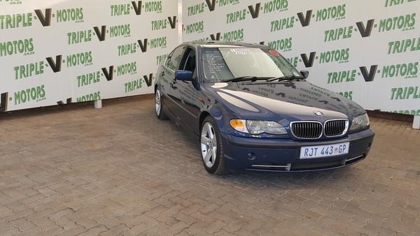 2004 BMW 3 Series 330i At e46  Gauteng Pretoria_0