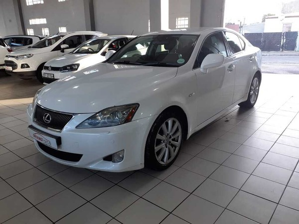 2008 Lexus IS 250 Se At  Western Cape Wynberg_0