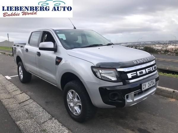 2012 Ford Ranger 2.2tdci Xl Pu Dc  Western Cape Cape Town_0