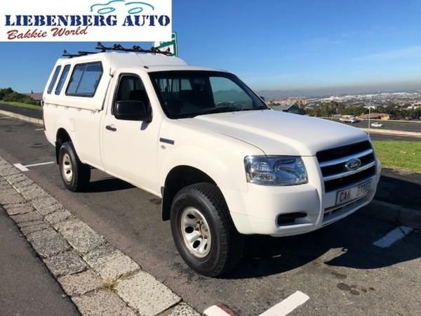 2008 Ford Ranger 2.5 Td Hi-trail Xl Pu Sc  Western Cape Cape Town_0
