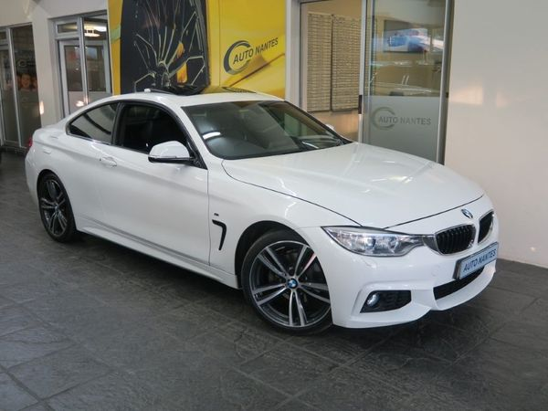 2016 BMW 4 Series 420D Coupe M Sport Auto Western Cape Paarl_0