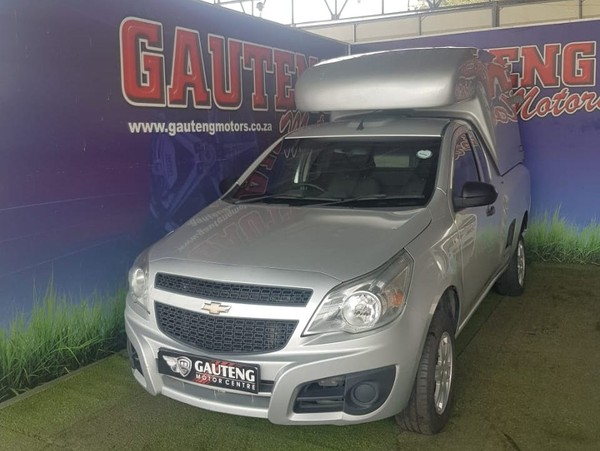 2014 Chevrolet Corsa Utility 1.3d Ac Pu Sc  Gauteng Pretoria_0