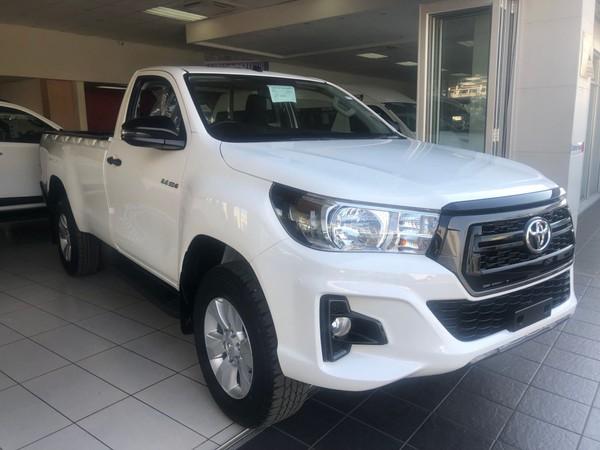 2020 Toyota Hilux 2.4 GD-6 SRX 4X4 Single Cab Bakkie Kwazulu Natal Eshowe_0