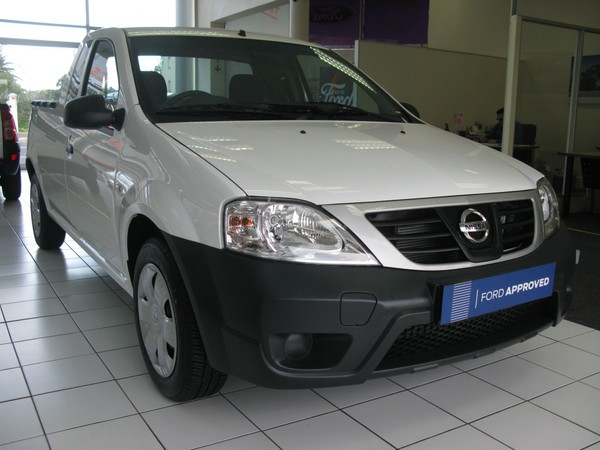 2020 Nissan NP200 1.6  Ac Safety Pack Pu Sc  Western Cape Goodwood_0