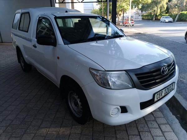 2013 Toyota Hilux 2.5 D-4d S Pu Sc  Western Cape Robertson_0