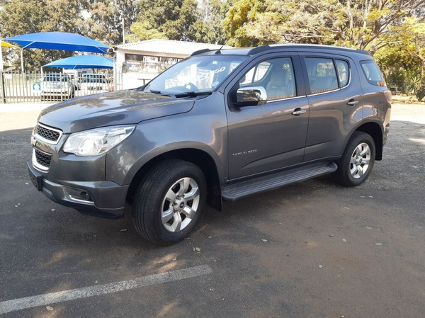 2014 Chevrolet Trailblazer 2.8 Ltz 4x4  North West Province Rustenburg_0